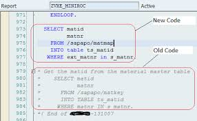 Sap Material Master Tables by Sap Support Sap Application Performance