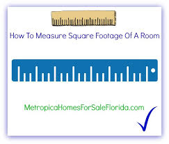 how to measure the square footage of a house how to measure square footage of a room