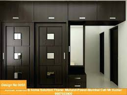 Cabinet Design For Small Bedroom Wardrobe Designs For Small Bedroom 4ingo