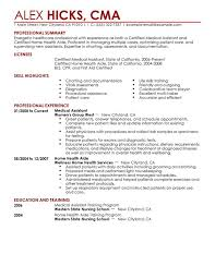 Sample Resume For Health Care Aide impactful professional healthcare resume examples u0026 resources