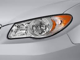 image 2010 hyundai elantra 4 door sedan auto gls pzev headlight