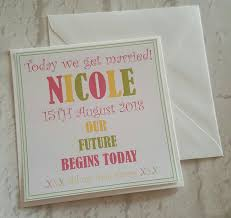33 best personalised wedding cards images on
