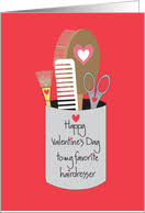 hair dresser s day hair and beauty industry greeting cards from greeting card universe