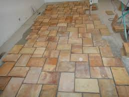 Kitchen Tile Floors by Amazing White Kitchens With Terracotta Floors My Home Design Journey