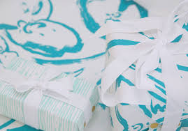 sided wrapping paper screen printed sided wrapping paper by charleson