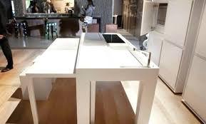 table cuisine escamotable tiroir table de cuisine escamotable dans tiroir but pas place fly