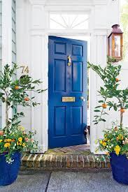 Exterior Door Paint Front Door Paint Ideas That Will Give Your Exterior An