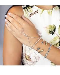rose gold hand bracelet images Yasmin hand chain in rose gold kendra scott jewelry jpg