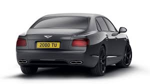 matte black bentley flying spur bentley details new flying spur black edition iol motoring