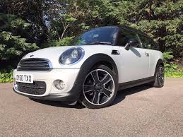mini clubman 1 6 cooper soho 4 door estate manual 2010 60