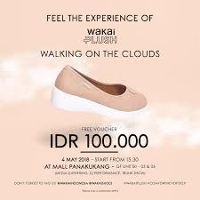 Harga Sepatu Wakai Taman Anggrek wakai indonesia wakai id