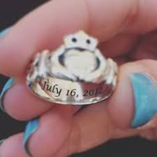 avery claddagh ring adorned claddagh ring avery jewelry