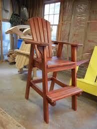 Homemade Adirondack Chair Plans Lifeguard Chair Plans Build Home Chair Decoration