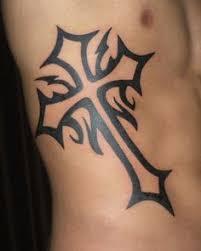 70 best cross tattoos for men fine tailored