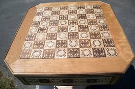 Chess Table Making A Chess Table Part 1 Youtube