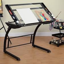 Staedtler Drafting Table Studio Design Pewter Teak Zenith Drafting Table Studio Designs