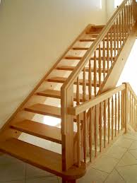 gerade treppe treppen tischlerei brandl gmbh
