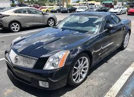 black cadillac xlr cadillac xlr v for sale used cars on buysellsearch