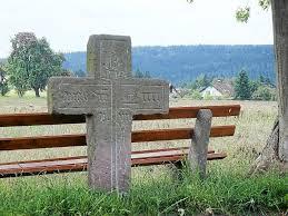 Bad Teinach Zavelstein Bad Teinach Zavelstein Spinnerin Kreuz Zeugt Von Tödlichem Unfall