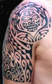 tattoo tribal no antebraço geicaczelo tatuagem tribal brao