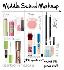 backpacks for high middle makeup