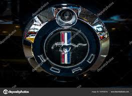 stuttgart car logo symbol of ford mustang close up u2013 stock editorial photo s kohl