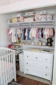 Closet Organizers For Baby Room Best 20 Toddler Closet Organization Ideas On Pinterest Nursery