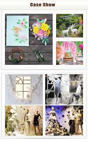 House Decoration Wedding Custom House Decor Many Style Decorative Wedding Origami Paper