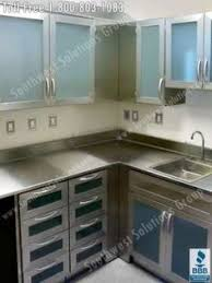 Kitchen Cabinets With Frosted Glass The Home Depot Innermost Cabinets Bellagio Brushed Stainless