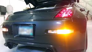 Nissan 350z Headlights - how to upgrade to 2006 style 350z tail lights better automotive