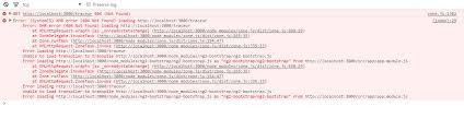 erro 404 no encontrado geapcombr angular error on angular2 systemjs xhr error 404 not found