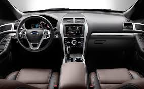 2016 ford explorer first images ford inside news community