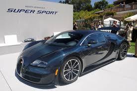 bugatti veyron supersport edition merveilleux bugatti veyron 16 4 super sport goes public