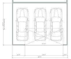 4 car garage size ideal 4 car garage dimensions two door three 3 size home interior