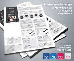Resume Indesign Template Free 20 Creative Resume Cv Indesign Templates U2013 Design Freebies