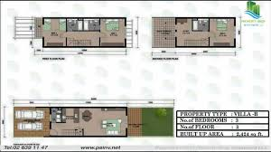 3 bedroom 2424 sqft floor plan contemporary villageal reef villas