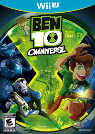 amazon ben 10 omniverse nintendo wii d3 publisher