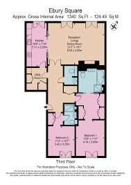 Harrods Floor Plan 2 Bed Flat For Sale In Ebury Square Belgravia London Sw1w