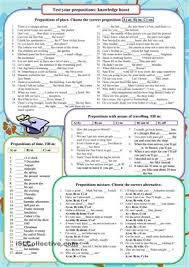 test your prepositions knowledge boost preposition exercises