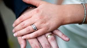 wear wedding rings latest wedding ideas photos gallery