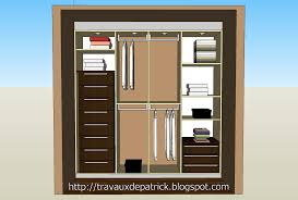 Amenagement Placard Chambre by