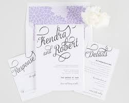 Prince William Wedding Invitation Card Statement Wedding Invitations In Purple U2013 Wedding Invitations