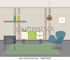 home interior vector home interior living room lounge vector stock vector 726695308