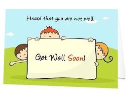 greeting card for sick person what are the best gifts to say get well soon quora