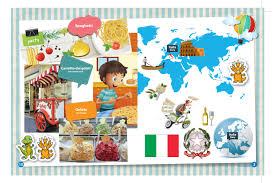italian culture for children facts food language