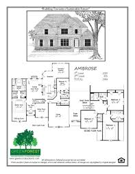 sustainable floor plans home plans u2014 green forest construction