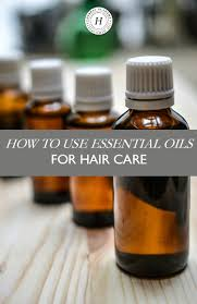 how to use essential oils for hair care u2013 herbal academy