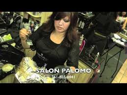 color correction video by salon palomo the ultimate hair and nail