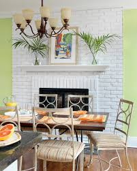 Tropical Home Decor Fabric Interior Brick Fireplace Remodel Texas Ideas Breathtaking Stacked