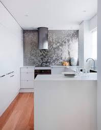modern white kitchen backsplash exciting image of u shape modern small kitchen decoration using